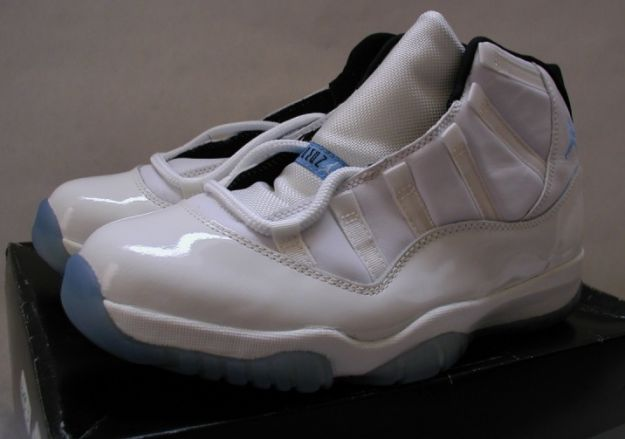 The Top 10 'UNC' Air Jordan Releases of All-Time - Air Jordan XI 11 Columbia