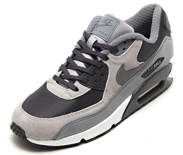 Nike Air Max 90 Winter PRM Cool Grey 683282-001 (1)