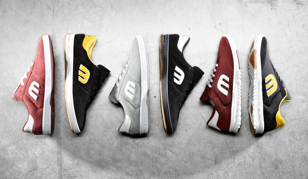 etnies Lo-Cut Future Heritage Collection (!)