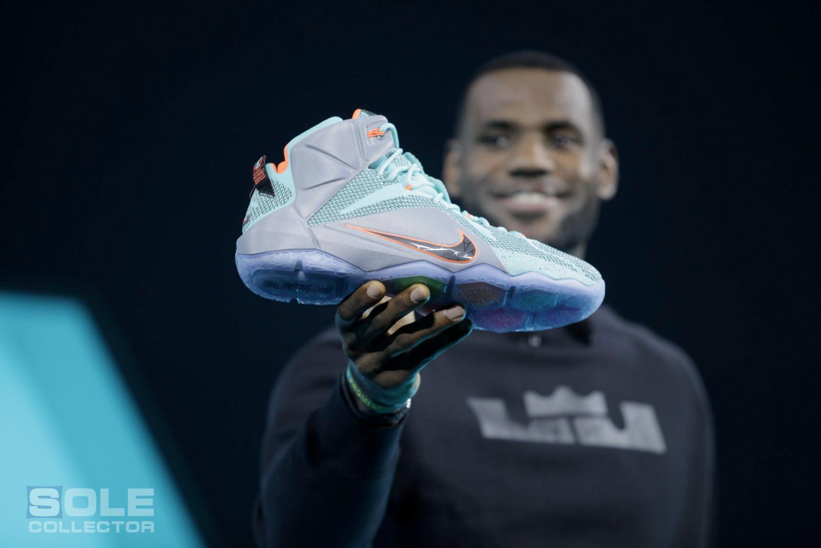 lebron james shoe size - photo #42