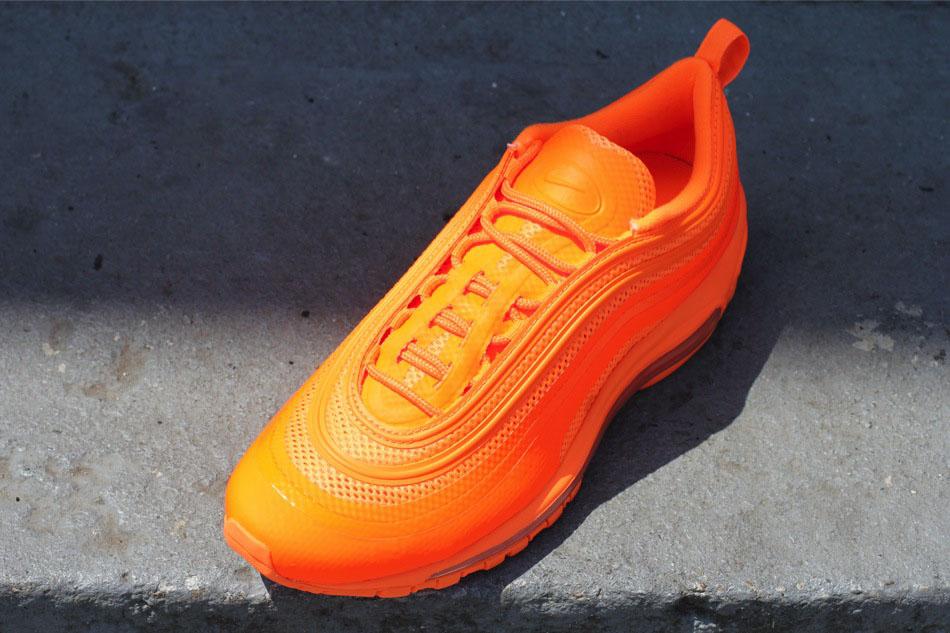 Nike Air Max '97 Hyperfuse Total OrangeNeutral Grey
