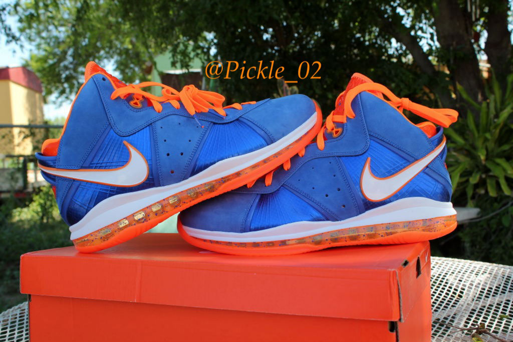 Spotlight // Pickups of the Week 6.2.13 - Nike LeBron 8 HWC Blue by Pickle