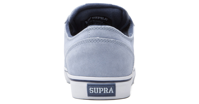 SUPRA Amigo Light Blue Suede (4)