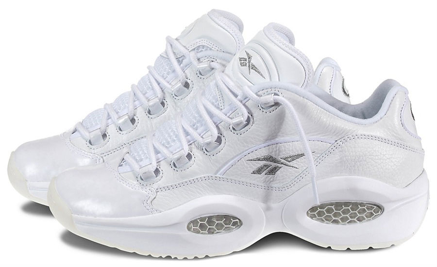 Reebok Question Low White