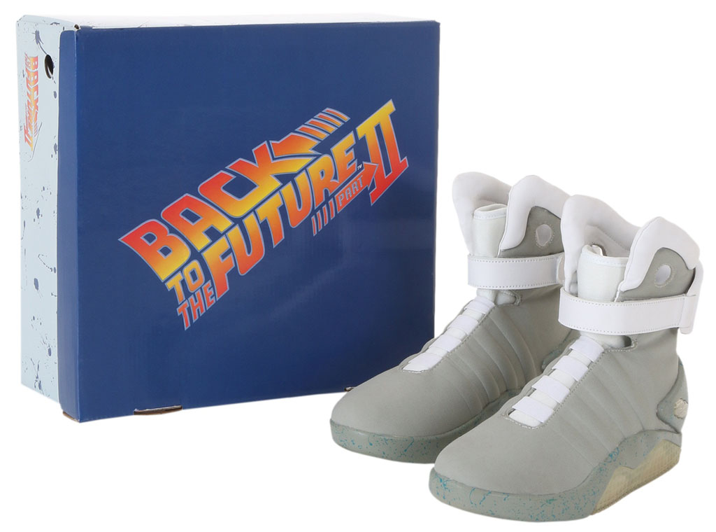 Nike MAG Back to the Future Costume Shoes (4)