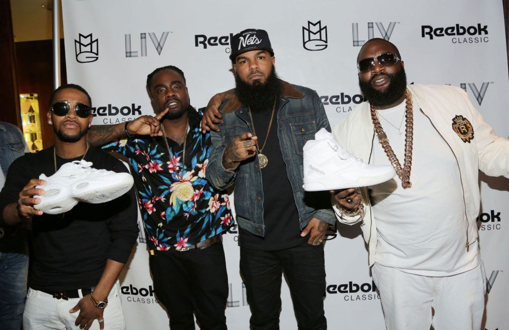 Rick Ross x Reebok Classics White Party (21)