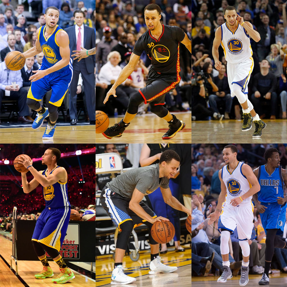 NBA #SoleWatch 2015 Power Rankings: #9 Stephen Curry