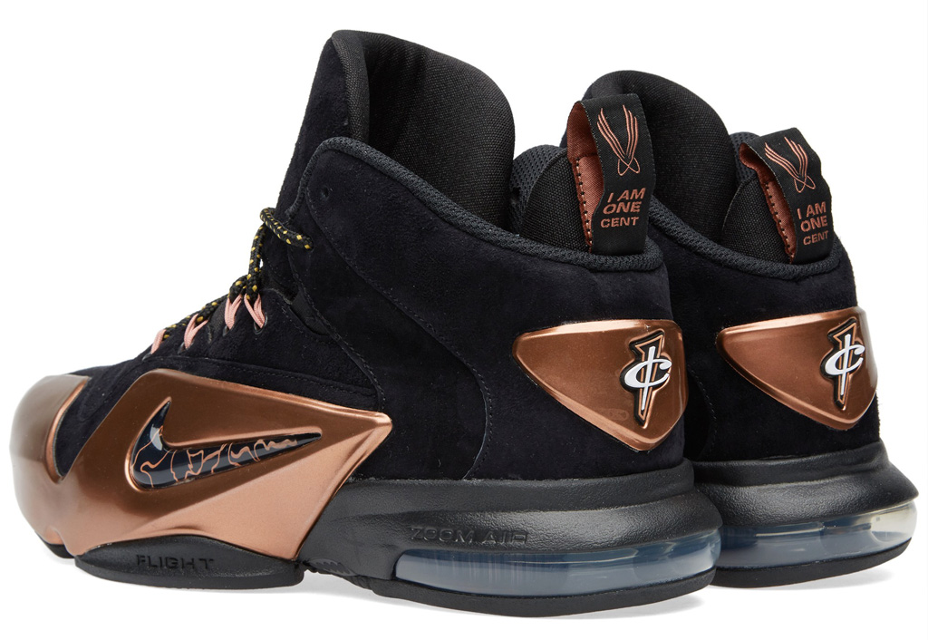 The 'Copper' Nike Penny 6 Release Nears