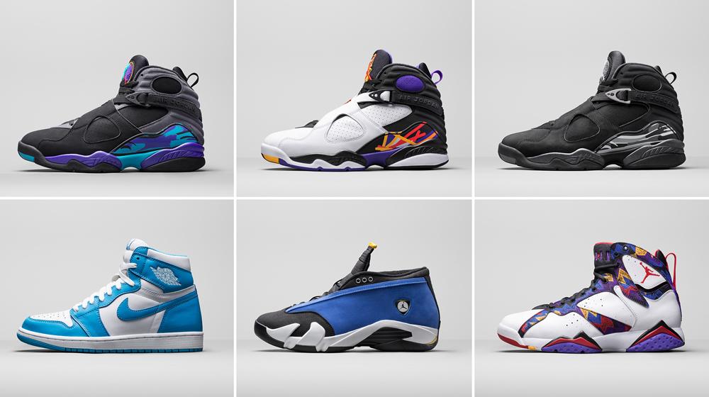 New Jordans Coming Out In December 23rd release dates for jordan brand ...