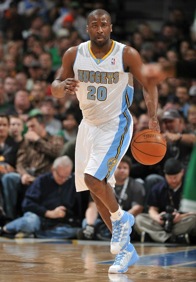Raymond Felton wearing the adidas adiZero Infiltrate
