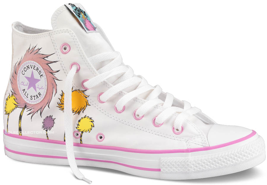 Dr. Seuss x Converse Chuck Taylor All Star - The Lorax Collection (2)