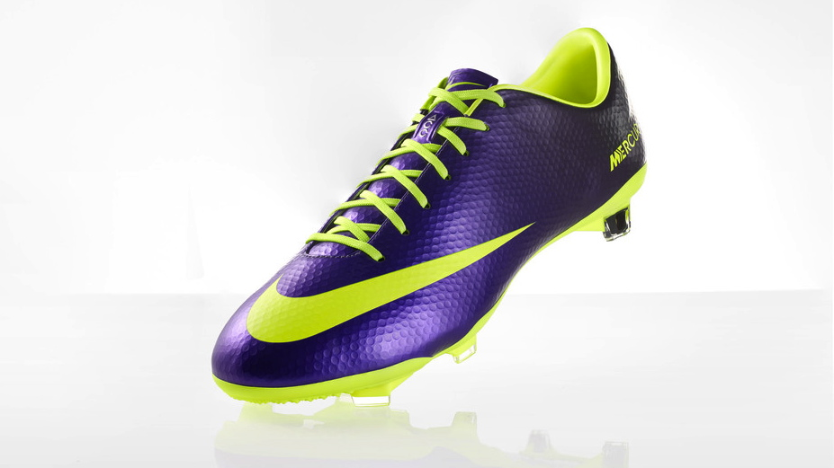 Nike Football Soccer High Visibility Mercurial IX