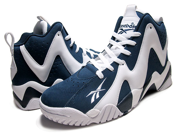 Reebok Kamikaze II Team Pack White Navy