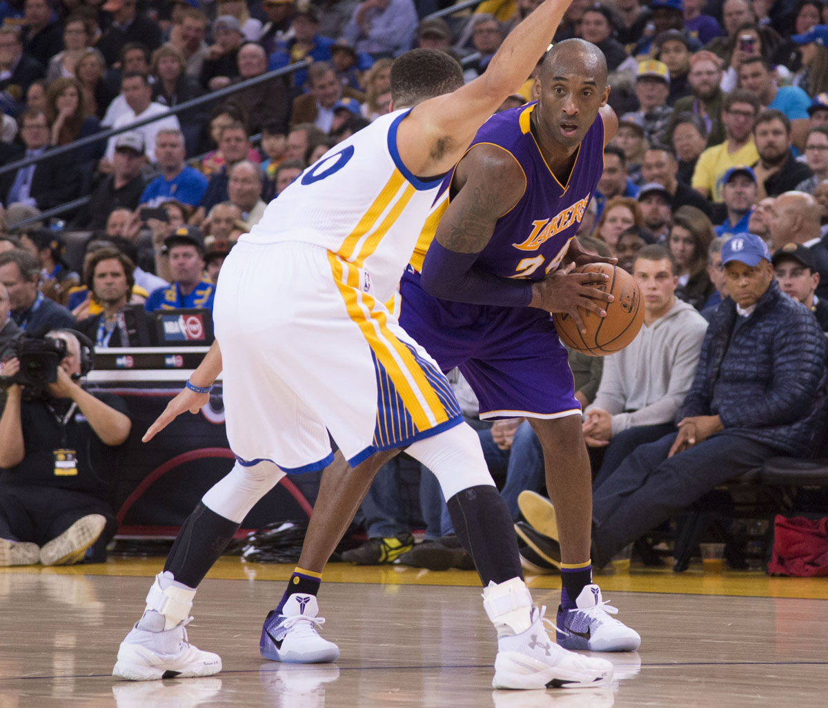 33efbee052042 SoleWatch: Kobe Bryant Debuts New Kobe 11 in Golden State Farewell ...
