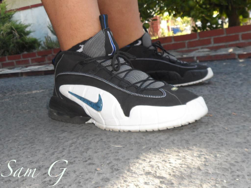 Spotlight // Forum Staff Weekly WDYWT? - 9.14.13 - Nike Air Max Penny 1 Orlando by lashoecollector
