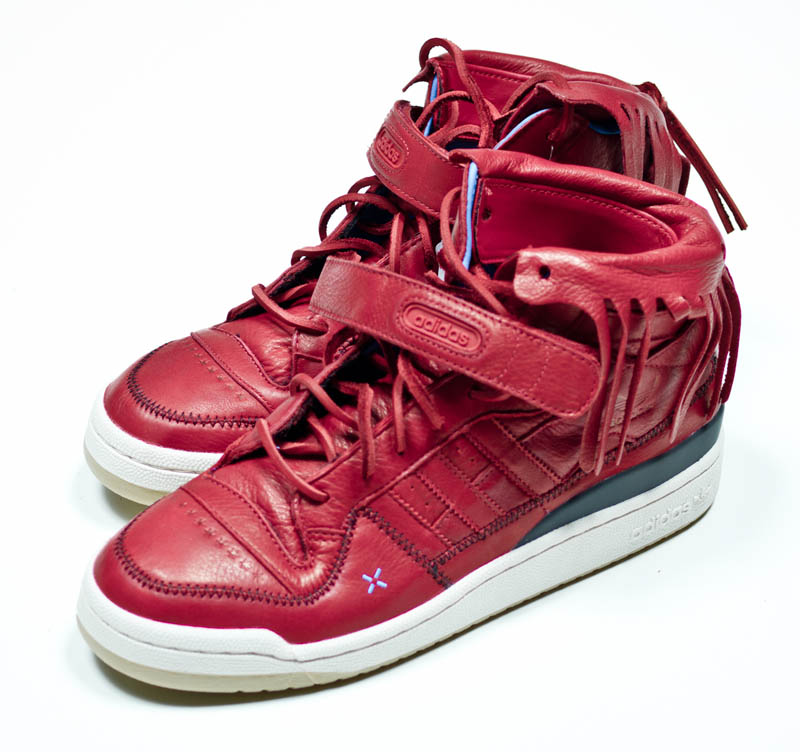 LDRS x adidas Originals Forum Mid Moccasin (1)