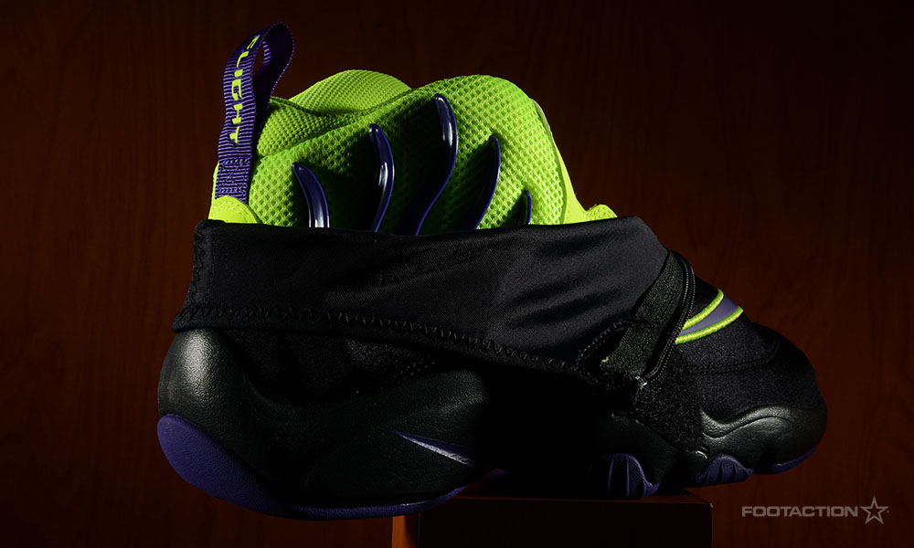 Nike Air Zoom Flight The Glove Lakers (8)