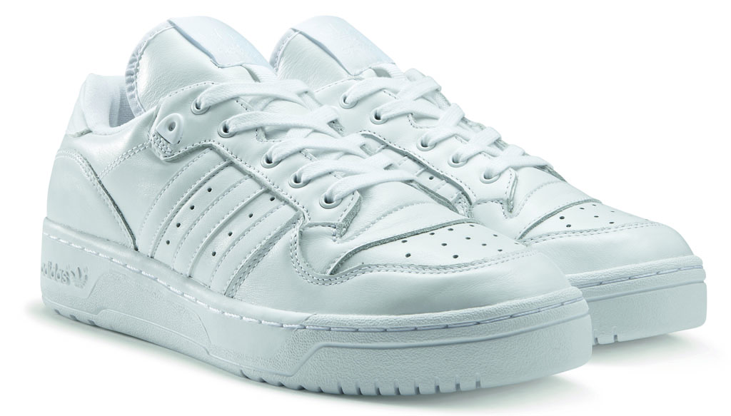 adidas Originals Rivalry Lo // Spring/Summer 2014 White (2)