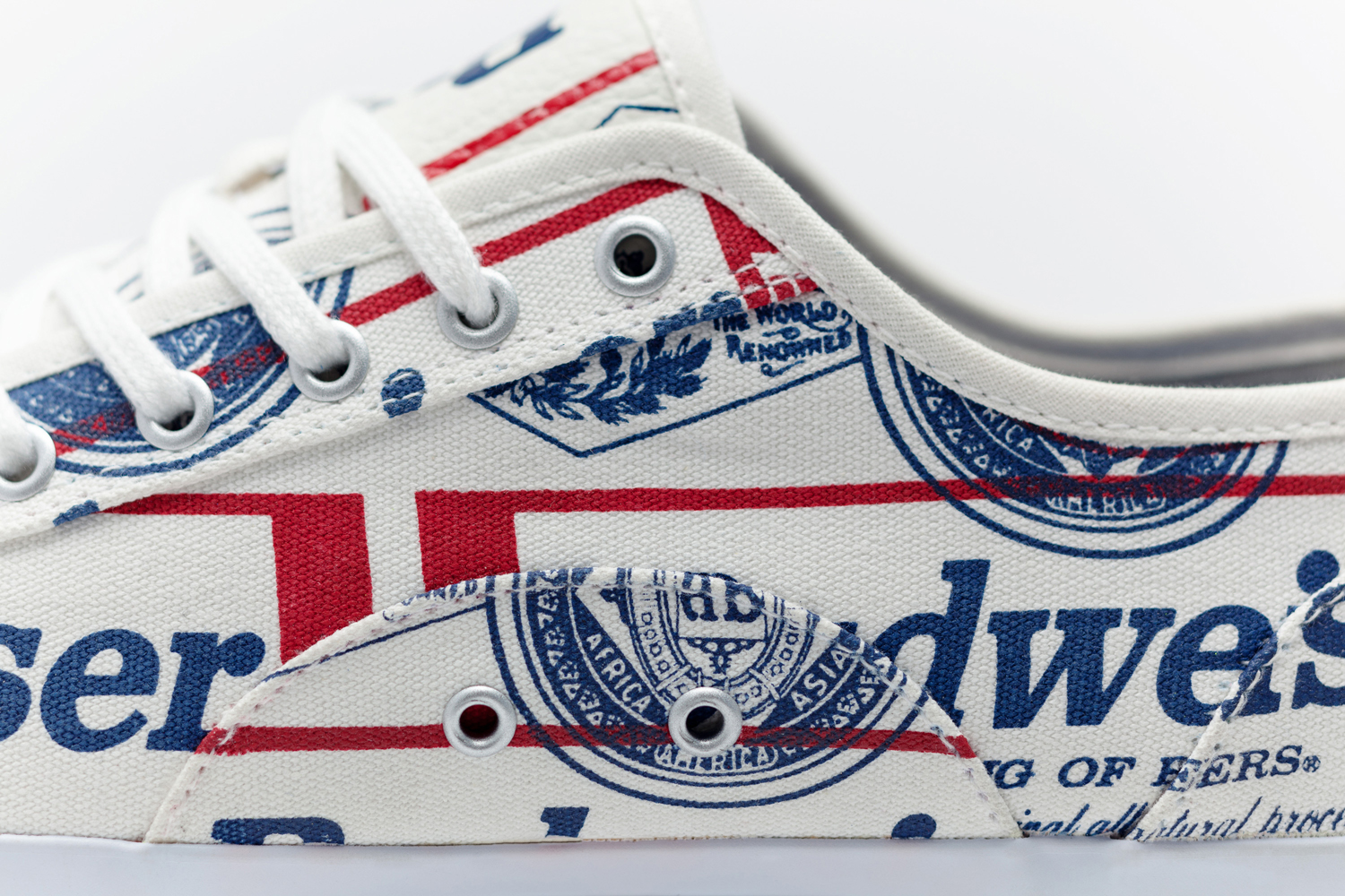 Budweiser Greats Made in America Sneakers 02