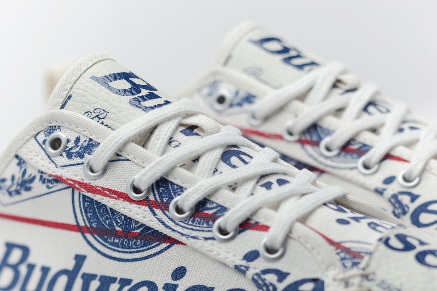 Budweiser Greats Made in America Sneakers 03