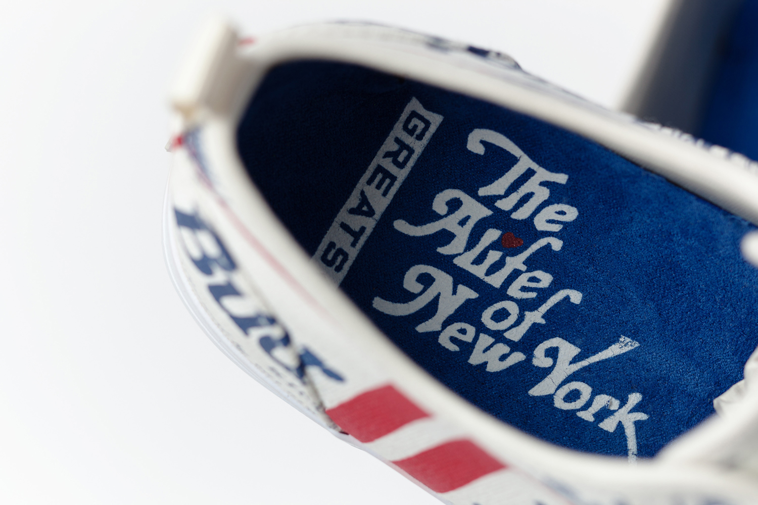 Budweiser Greats Made in America Sneakers 04