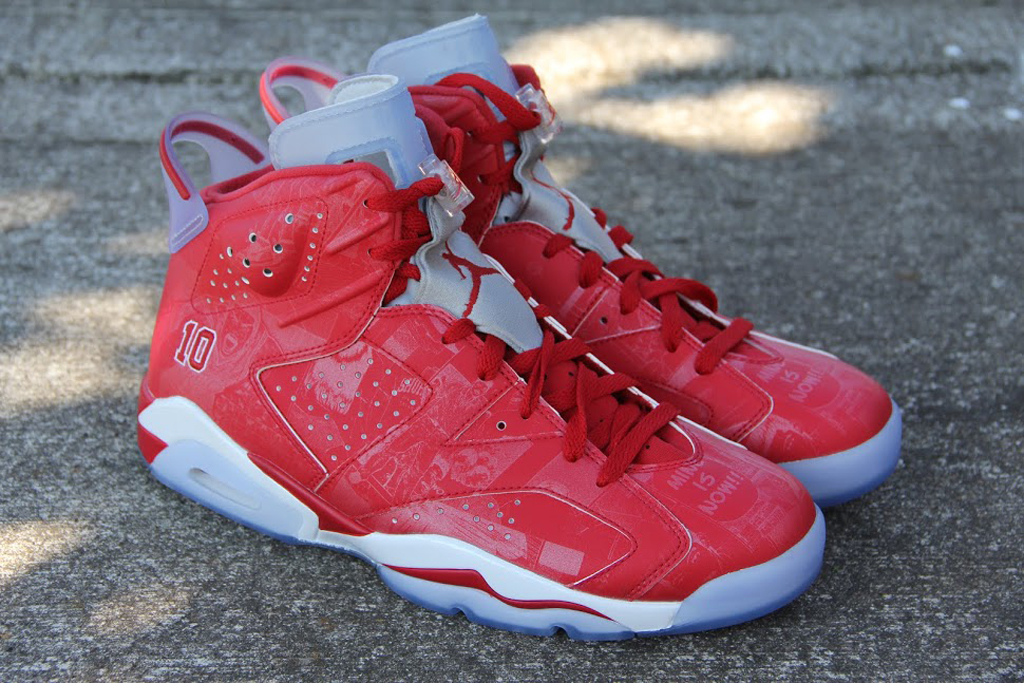 official photos 25568 7f3db Air Jordan 6 Retro 'Slam Dunk' | Sole Collector