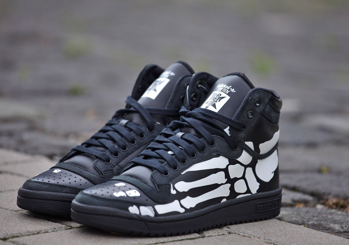 new arrivals ce1f7 04d27 adidas Originals Top Ten Hi Halloween (6)