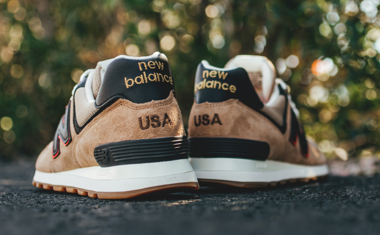 new balance 574s brown