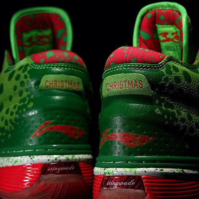 Li-Ning Way of Wade 2 Christmas (3)