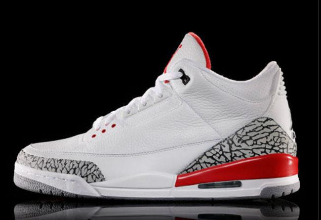obuwie kupuję teraz wykwintny styl Air Jordan 3 'Katrina' Set to Release | Sole Collector