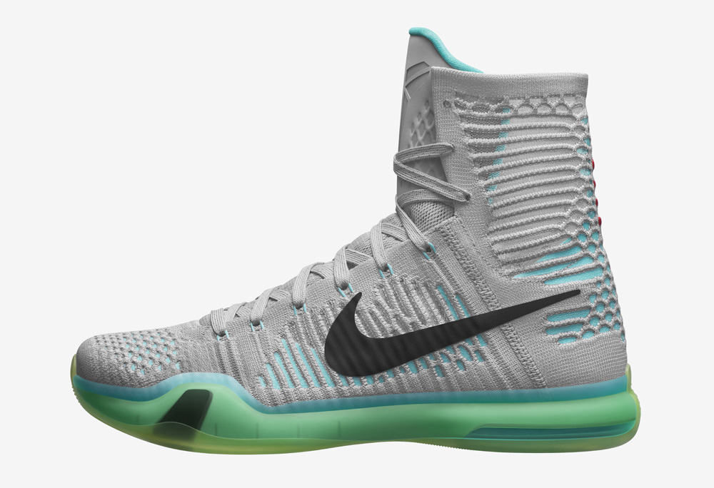 3a6e8a96f7e Flyknit Returns to Nike Kobe Line on New Elite Model