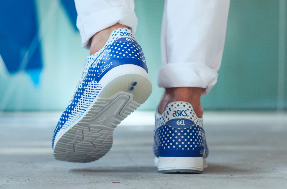 new product 1e03d 7494b See How colette's 'Dotty' Asics Gel Lyte III Looks On-feet ...