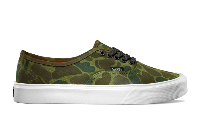 Vans LXVI Authentic Lite Camo