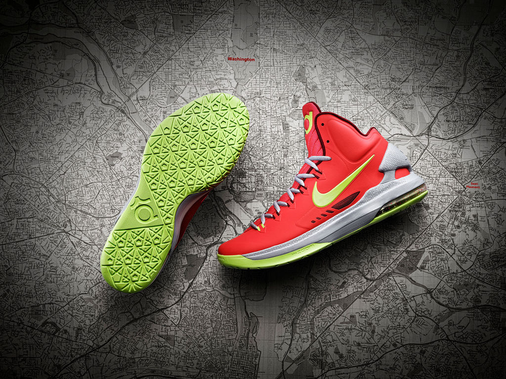 Nike KD V Maryland Official (1)