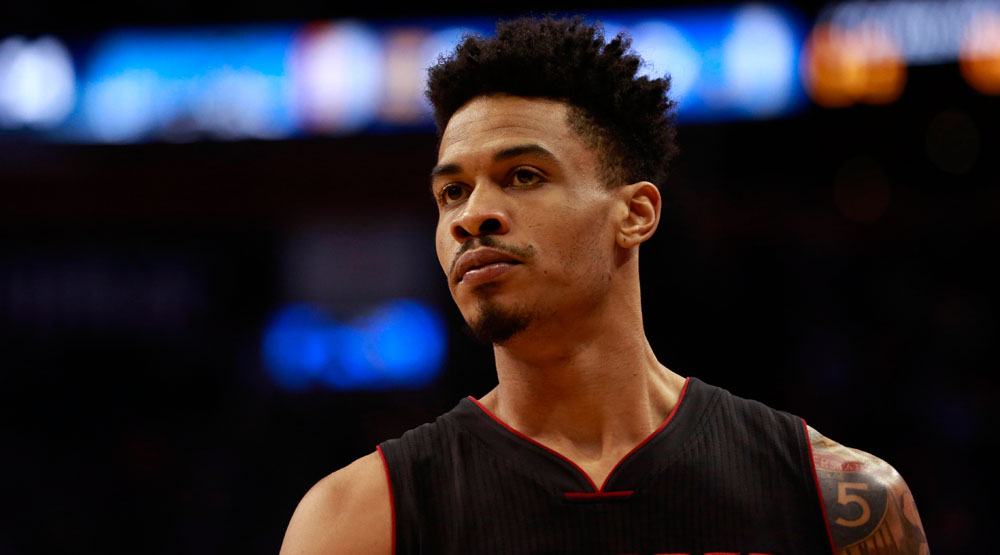 Gerald Green Explains Why He's Wearing Li-Ning This Season