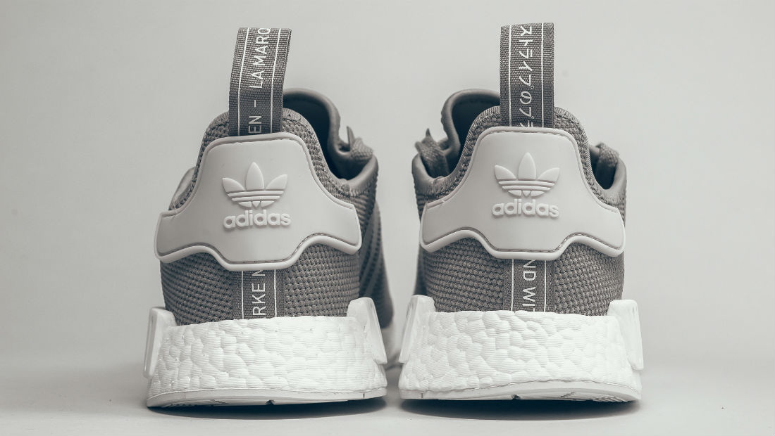 adidas NMD Grey White  3acbcfbfe