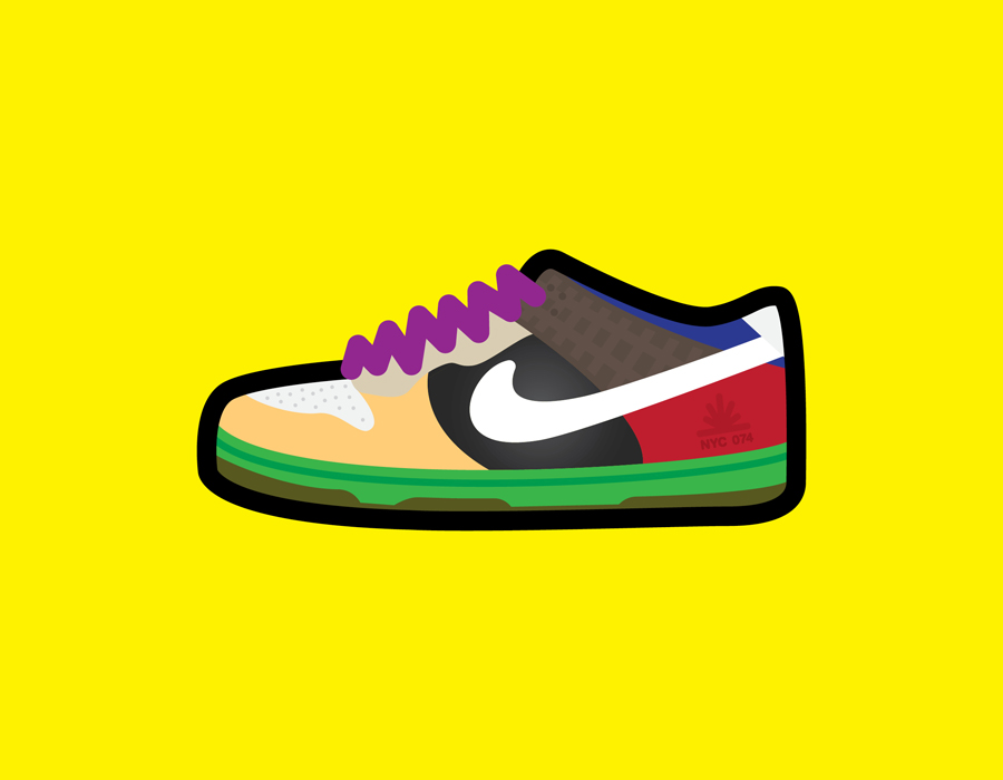 Draw Shoes Online