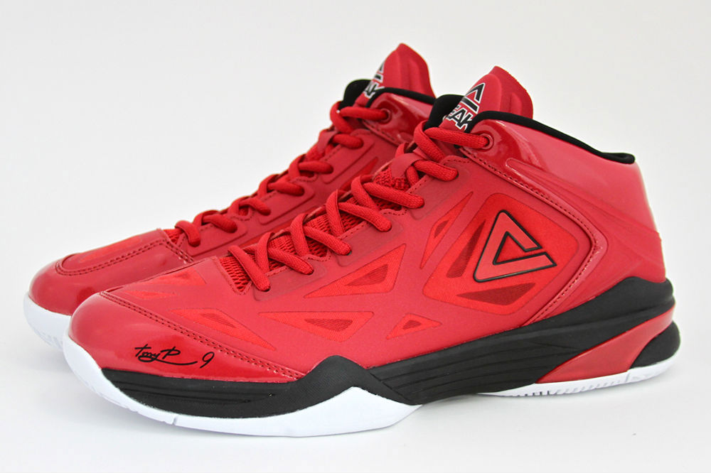 PEAK Team Lightning Tony Parker Red/Black