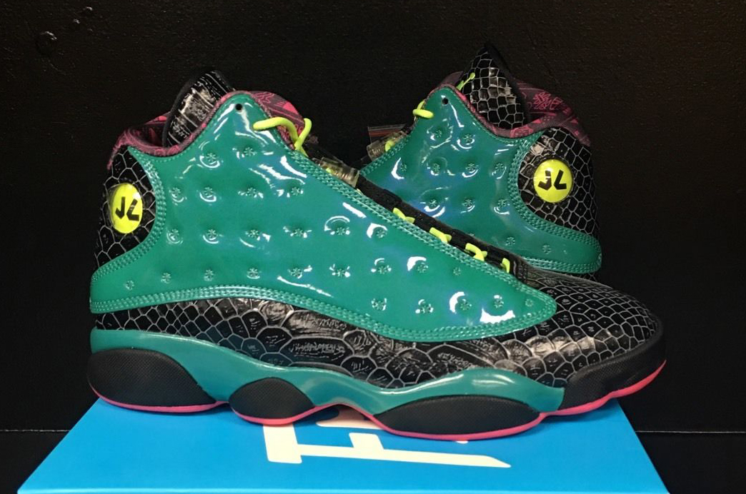 717f9029074b Here s the Doernbecher x Air Jordan 13 Packaging