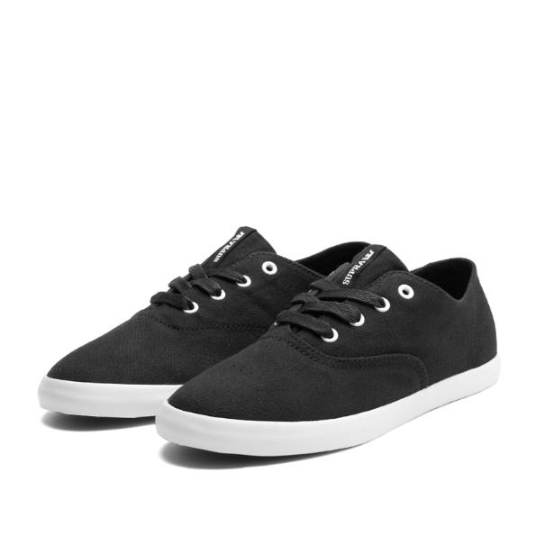 SUPRA Footwear - The Wrap - Black