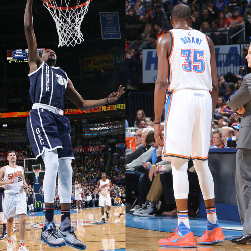SoleWatch: NBA Power Rankings for January 3: Kevin Durant