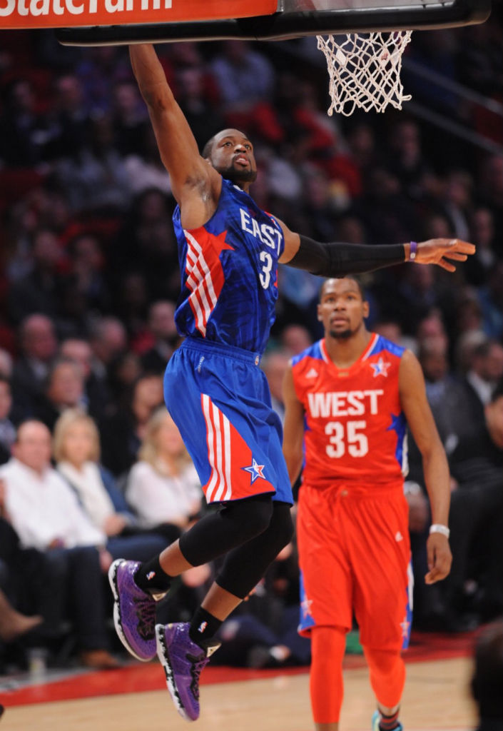 Dwyane Wade wearing Li-Ning Way of Wade All-Star (1)