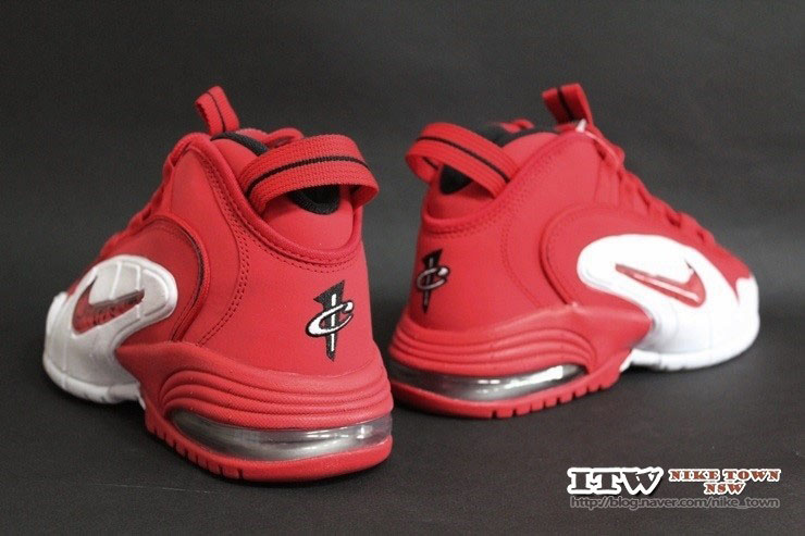 Nike Air Max Penny 1 Red 685153-600 (3)