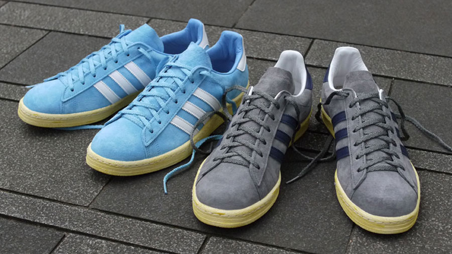 buy online 38cba 4b1ca adidas Originals x mita sneakers - Campus 80s Fall 2012