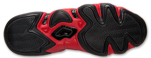 adidas Crazy 8 - Black/Red - Finish Line Exclusive (4)
