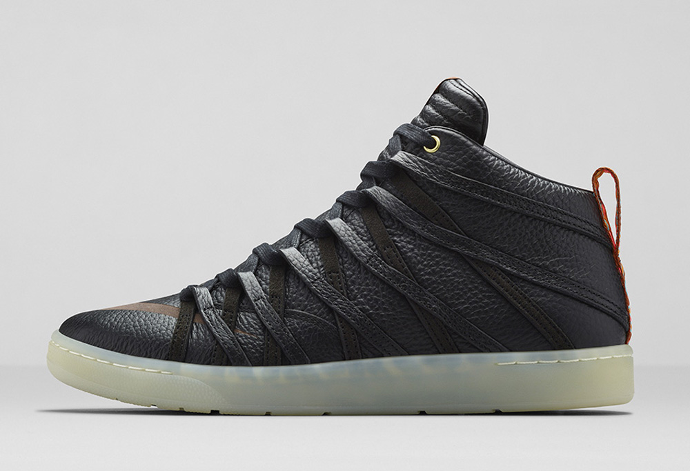afa01a7a1b3 Nike KD 7 NSW Lifestyle Release Date  11 22 14. Color  Black Black-Metallic  Gold Style    653871-001. Price   115