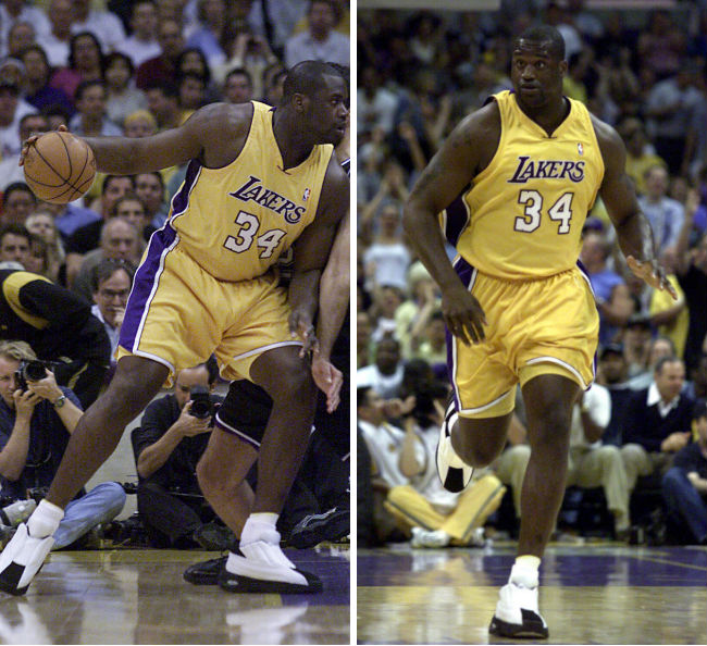 Shaq's 10 Best Games as a Laker // May 6, 2001 vs. Sacramento Kings - Dunk.net