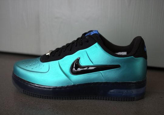 6a879f9dfe2 nike air force one sneakers nike foams blue