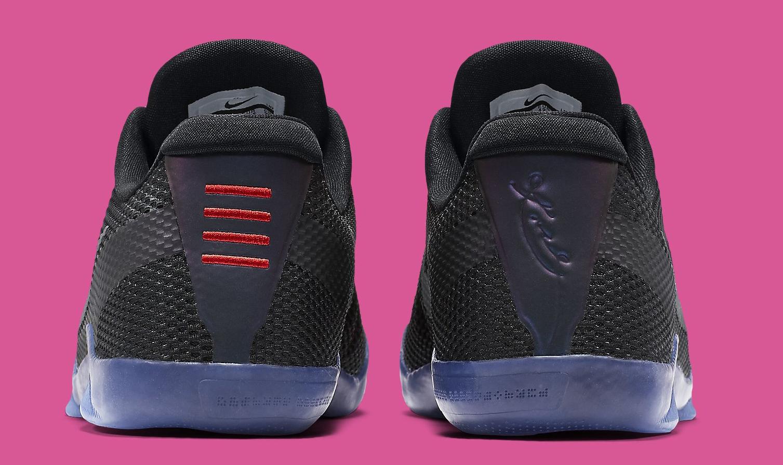 Nike Kobe 11 836184-005 Heel