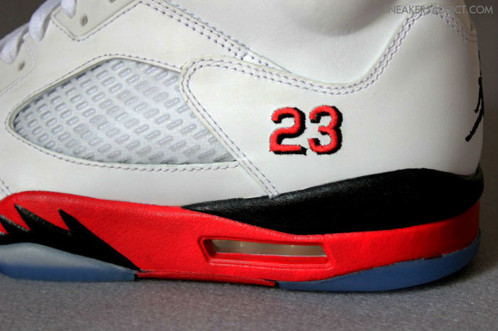 Air Jordan Retro V 5 Fire Red 136027-120 (8)